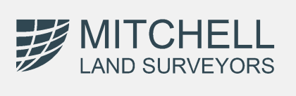 Mitchell Land Surveyors Logo