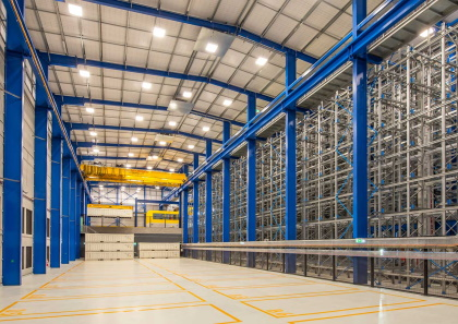 Technical Warehouse Facility